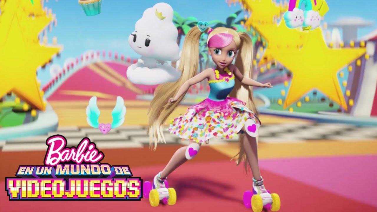 Avance De Pelicula Barbie En Un Mundo De Videojuegos Barbie Youtube