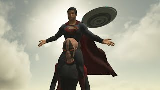 Superman: Theme is Aliens // Gameplay