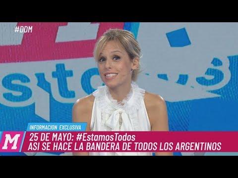 El diario de Mariana - Programa 25/05/18