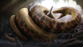 Unglaubliche ausgestorbene Tiere