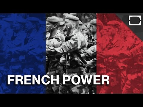 How Powerful Is France?