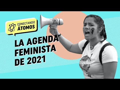 Conectando Átomos Ep.18 El feminismo en el 2021