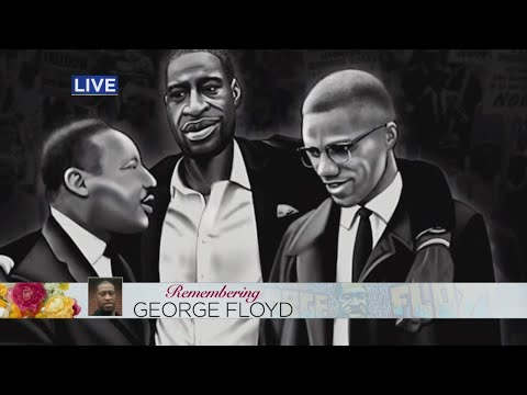 George Floyd Funeral: Video Montage with Musical Selection