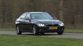 BMW 320i EfficientDynamics roadtest (English subtitled)