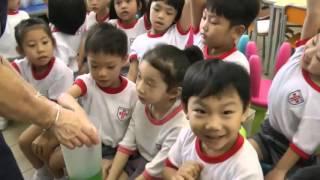 聖公會基榮小學_小一的學校生活