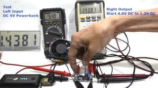 lm2596 step down dc to dc converter board decrease input 4v 35v to 1 23vdc 30v dc