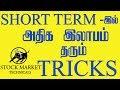 aroon indicator in tamil | stock market technicals