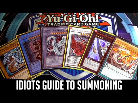 Yu-Gi-Oh! The Idiots Guide To Summoning (Normal, Ritual, Fusion, Synchro, Xyz, Pendulum)
