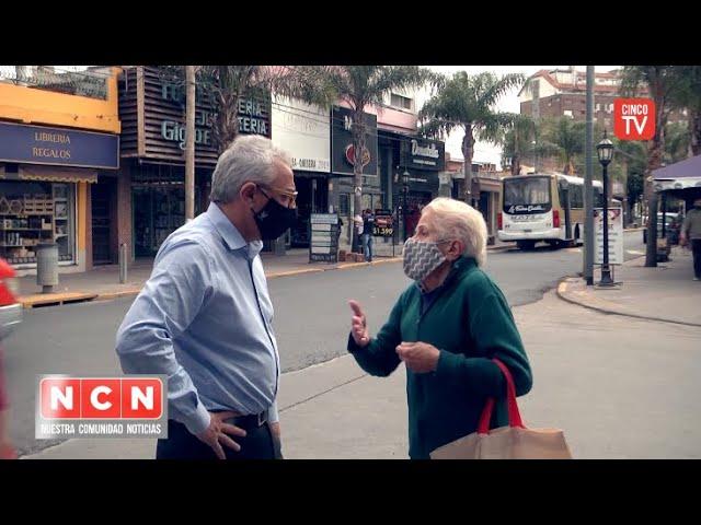CINCO TV - Tigre avanza con obras de gas, veredas y seguridad en más localidades