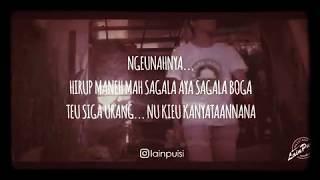 Puisi..!!! TONG KARUNYA KA URANG