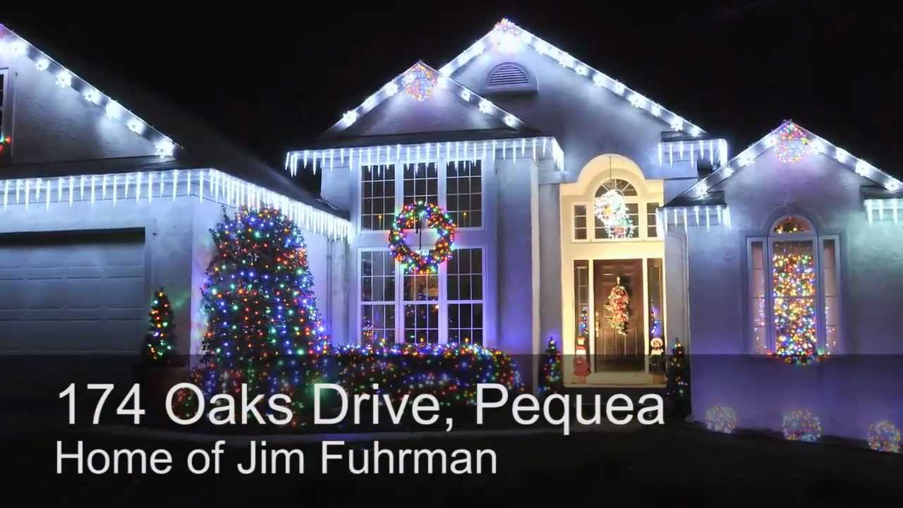 Christmas Light Displays In Pa