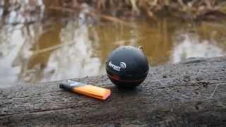 deeper: Обзор и тестирование беспроводного эхолота Deeper (Deeper Fishfinder Test)