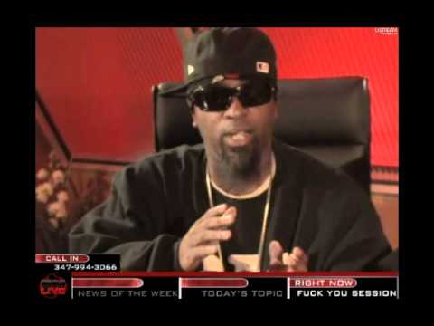 Tech N9ne mad at fans for not supporting Kutt Calhoun