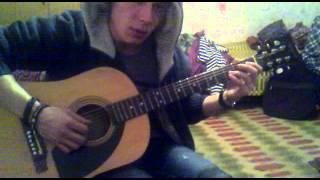 Песня Noize Mc Ты не считаешь урок на гитаре (видеоурок)