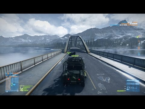 BF3 Conquest Alborz Mountains | Let´s Play Battlefield 3 | 60FPS