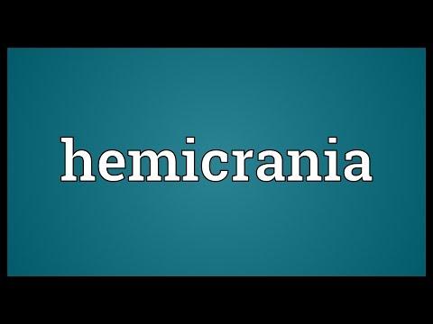 Header of hemicrania