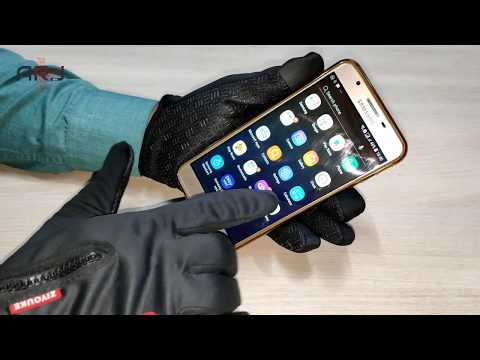 TouchScreen Winter Gloves, HandCuffs Solid Protective Men & Women Gloves