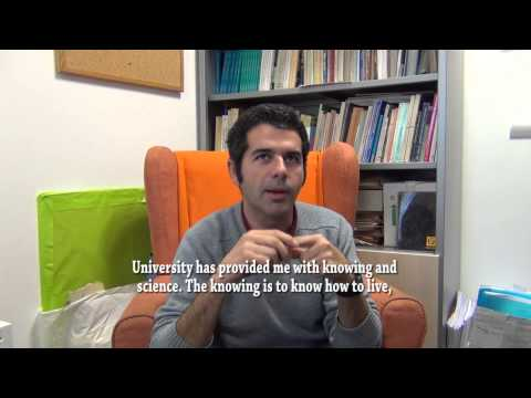 The University and Us - The voice of students in the INSTALL project