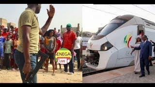 Dakar, les habitants d'Angle MOUSS en bras de fer contre le TER de Macky Sall