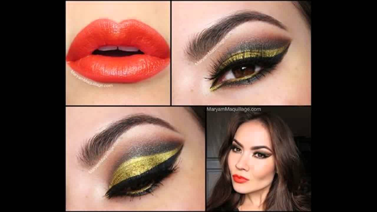 Latest Beautiful Party Makeup Collection For Girls - YouTube