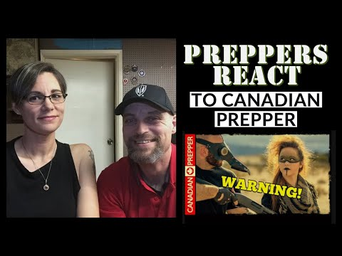 Preppers React To Canadian Prepper