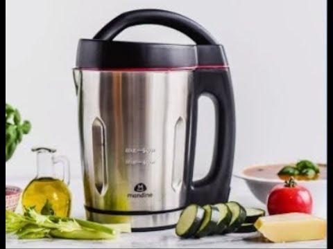 soup-maker-mandine/soupe-au-légumes-et-riz/-easy-soupe-végétarien