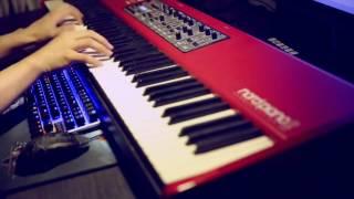 5cm/s - Sakura anata ni deaete yokatta Piano ♪ By : Trú Dạ