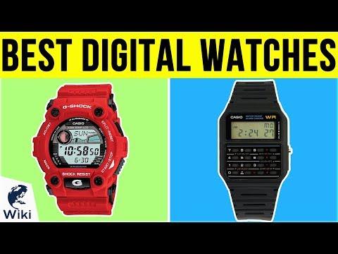 10 Best Digital Watches 2019