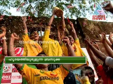 Fifa World Cup 2014 :  Football fever grips Malabar