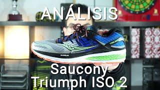 Saucony Triumph ISO 2 - Opinión y análisis en español