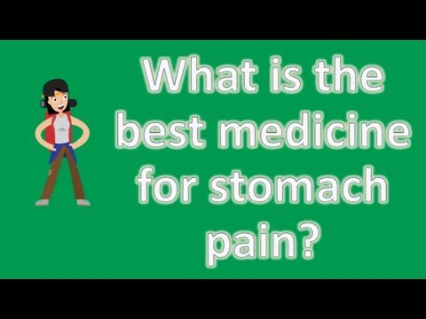 what-is-the-best-medicine-for-stomach-pain-?-|-best-health-channel