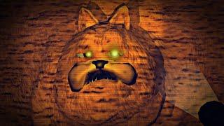 Este juego de GARFIELD te provocará PESADILLAS (Horror Game)