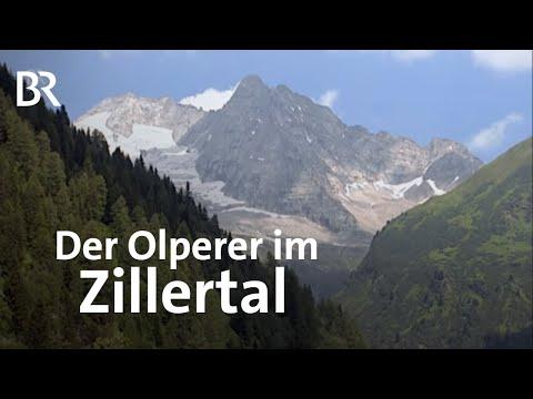 Der Olperer im Zillertal   Bergauf-Bergab    Doku   Berge
