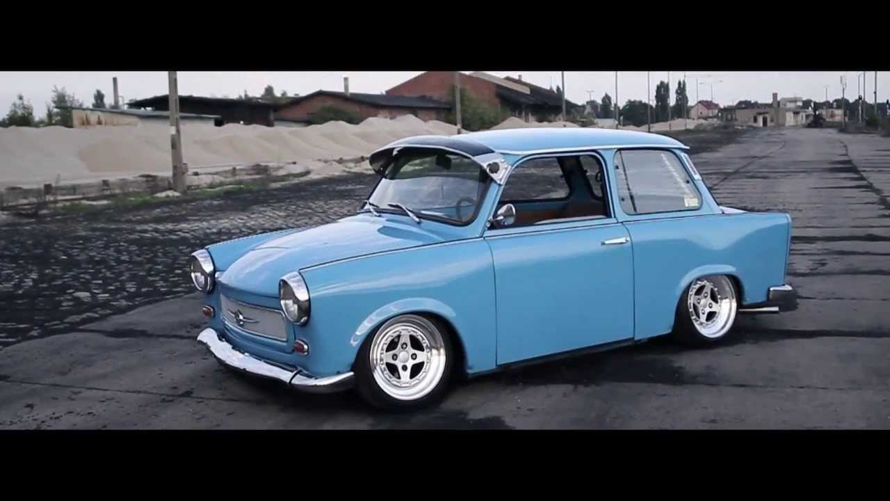 Free Wallpaper Old Cars Blue Deluxe 601 Trabant 353 Youtube