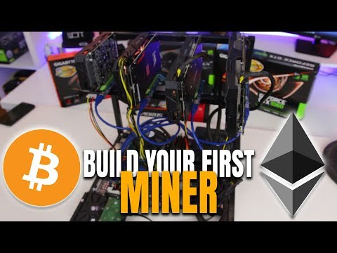 How To Build Your First Crypto Mining Rig - Crypto Beginner Guide #2
