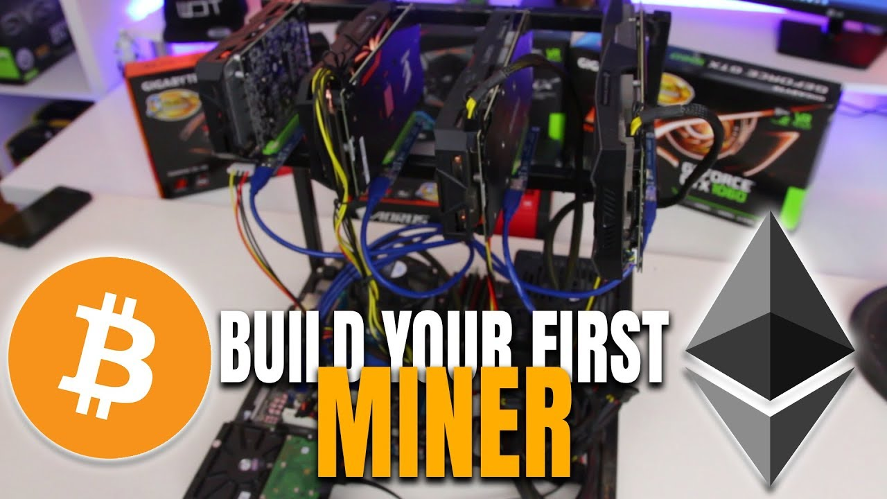 how to build a cryptocurrency miner