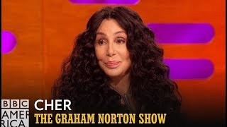 Cher Had To Prove She's A Serious Actress  - The Graham Norton Show