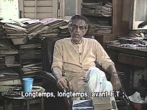 Satyajit Ray interviewed by Pierre  Andre Boutang  1989 VI