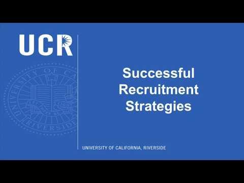 Successful Recruitment Strategies