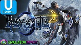 Cemu Emulator 1.12: Bayonetta 2 Gameplay Nintendo Wii-U (EmulatorSpot) Video