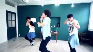 Kendrick lamar(Feat.Mary J. Blige) Now or never choreography by young bin park
