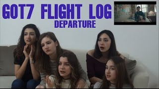 "GOT7 ""FLIGHT LOG - DEPARTURE"" TRAILER REACTION"