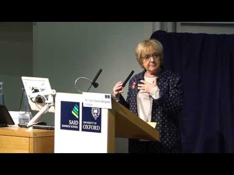 MPM Conference 2016: Dame Margaret Hodge: Public Sector Projects, Civil Service and Leadership