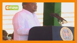President Kenyatta describes who is a modern-day Shujaa