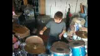 Austin Giles(Corrosive Core)drum solo