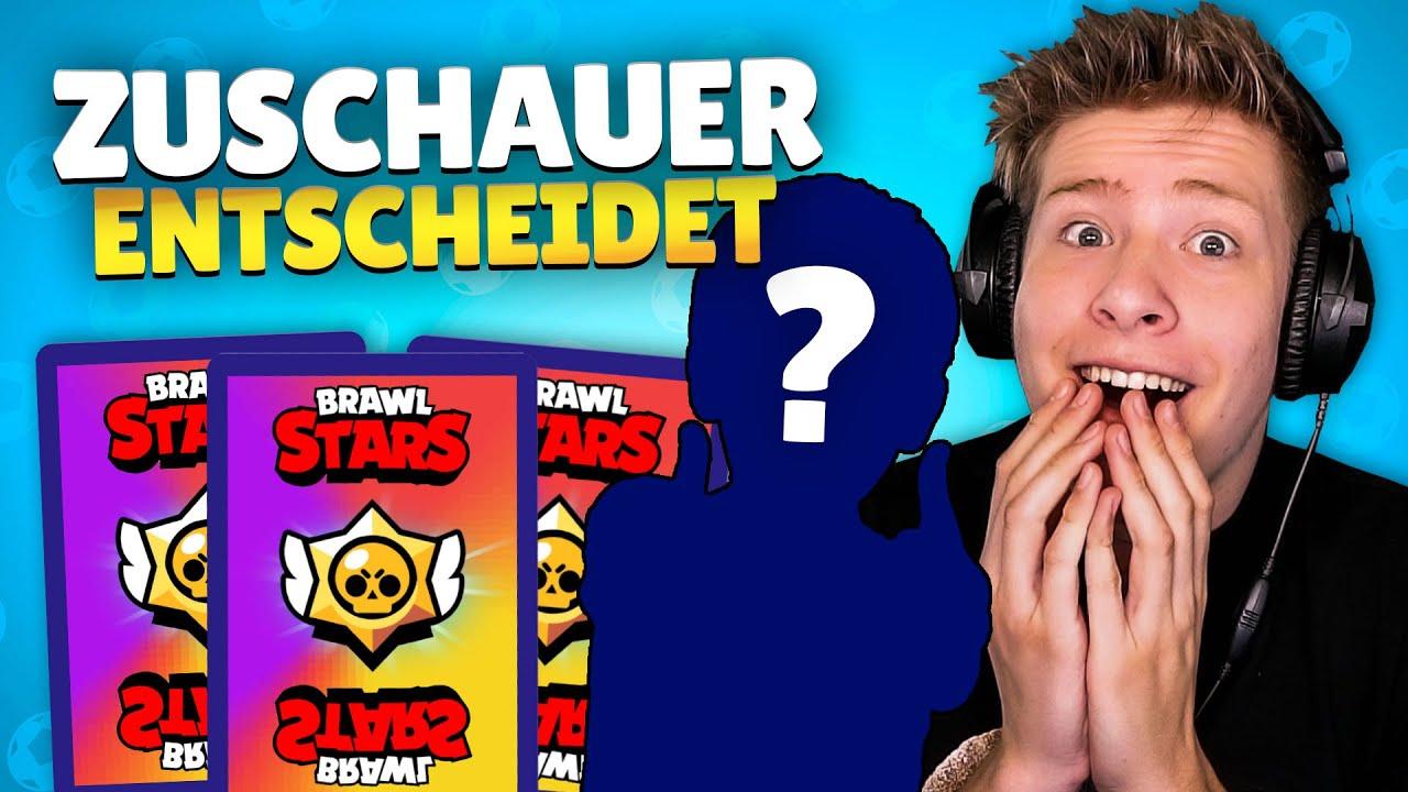 ZUSCHAUER entscheiden PUUKI's MEGA BOX OPENING! • Brawl Stars deutsch