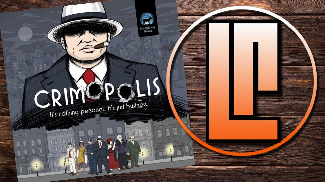 CRIMOPOLIS - It's nothing personal  It's just business  by