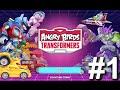 Angry Birds Transformers Games For Kids #1 - Gry Dla Dzieci