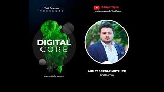 Kariyer Yayını | CERN 'e Kabul Edilen İlk Tıp Öğrencisi Ahmet Serdar Mutluer ile 10 Soru 10 Cevap
