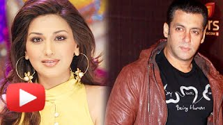 """Salman Khan is not my friend"" Says Sonali Bendre"